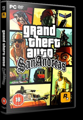 Игра GTA: San Andreas скачать через торрент на PC