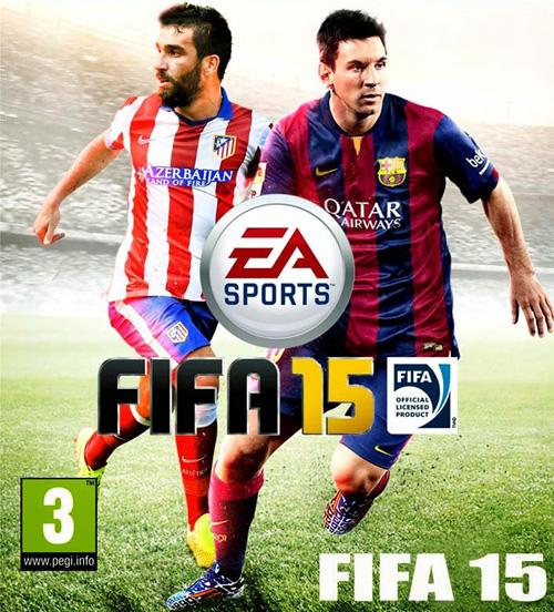 Игра FIFA 15: Ultimate Team Edition скачать через торрент на PC