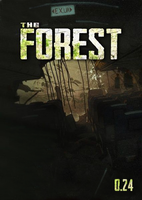 The Forest полный русификатор версии 0.24