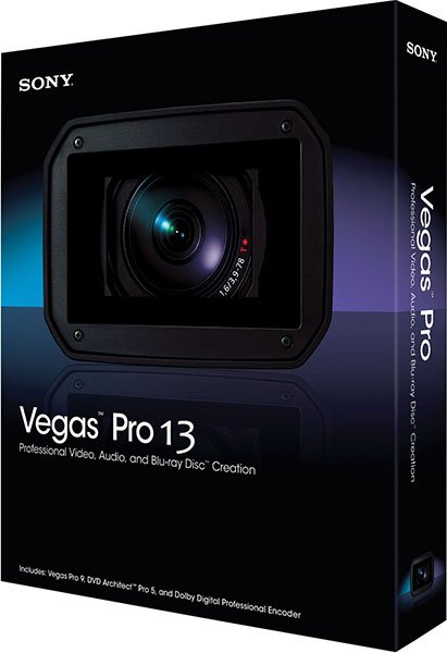 Sony vegas pro 12 free download.