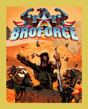 Broforce (2015) скачать полную версию через торрент