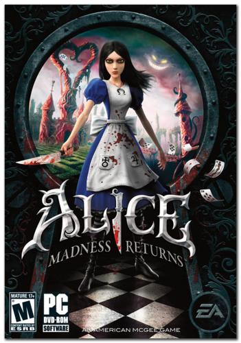 Алиса в стране кошмаров скачать игру через торрент